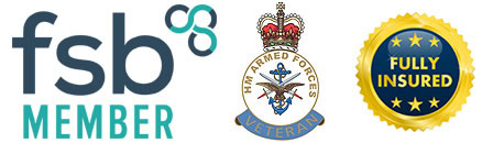 FSB Logo HM Armed Forces Fully Insured